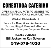 Conestoga Catering