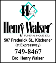 Henry Walser Funeral Home