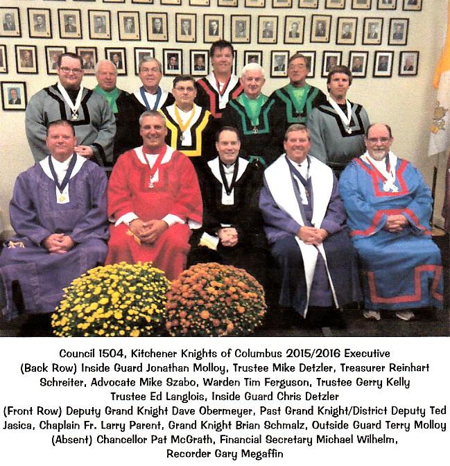 Council 1504 2015-2016 Executive