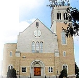 St Teresa Church Kitchener Ontario