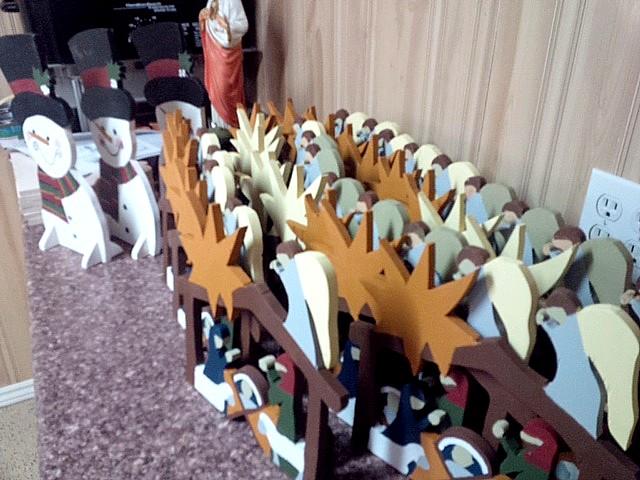 Miniature Nativity Scenes