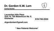 Dr. Lam Dentistry