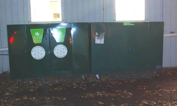 189 E-waste Bins