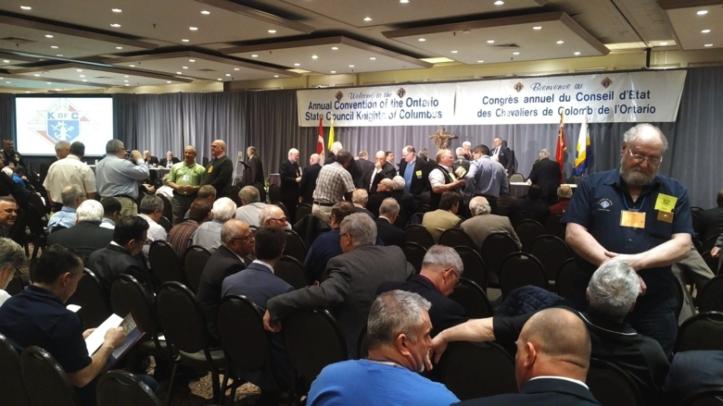 2018 ontario convention