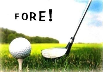 2018 re-scheduled golf