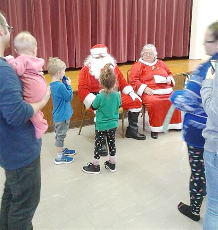 223 Children's Christmas Party