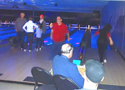 K of C Family Bowling 3