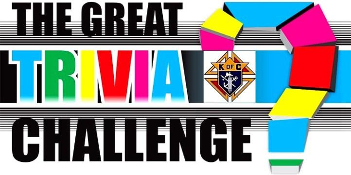 K of C Trivia Challenge 2019